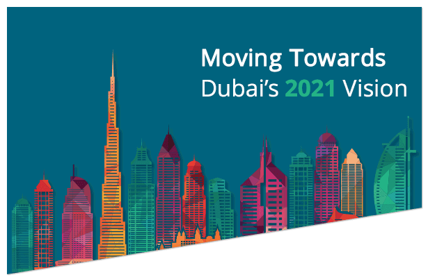 Moving towards Dubai's 2021 Vision