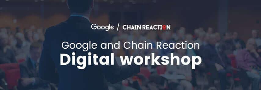 google-event-amman-chain-reaction
