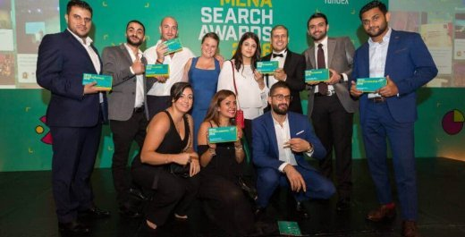 CHAIN REACTION SWEEPS SEVEN WINS AT THE MENA SEARCH AWARDS 2018
