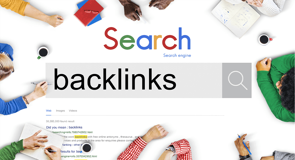 google backlinks