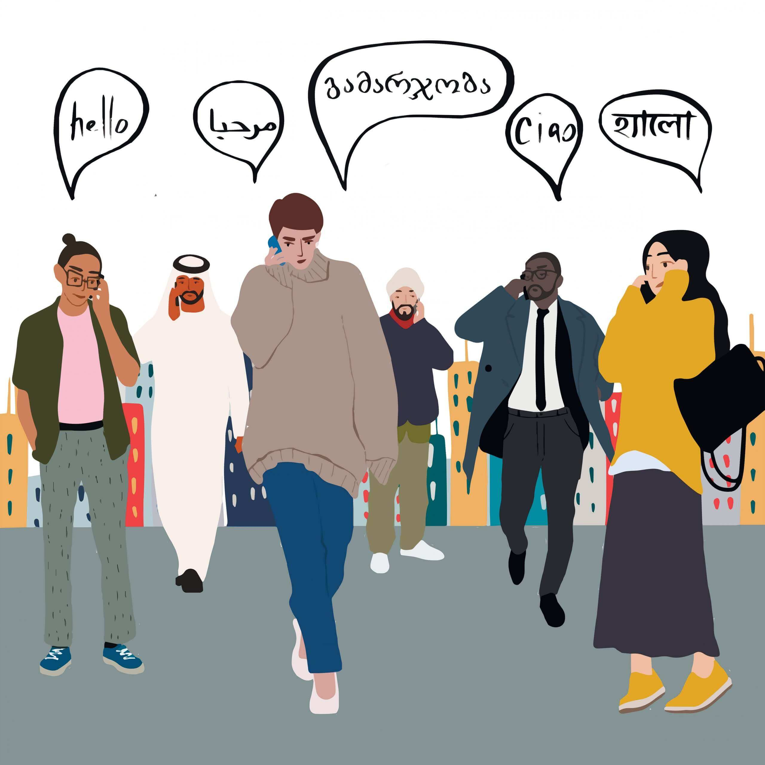 Here's Why Bilingual Content Marketing Is Important In Arabic-Speaking Countries.