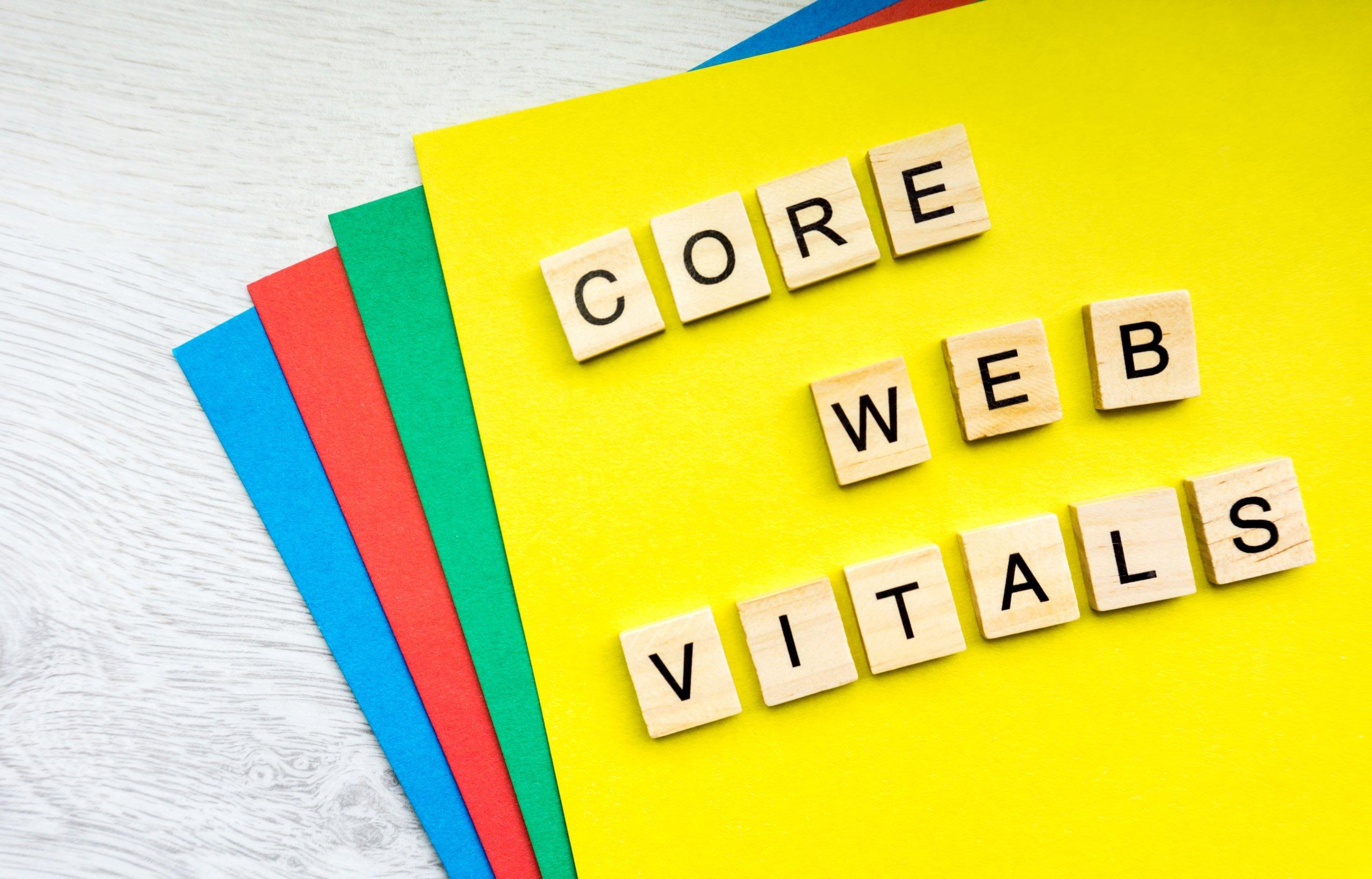 Core Web Vitals: How to Prepare Your Website for Google's Algorithm Update.